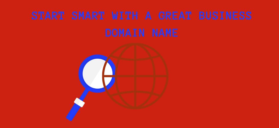 Let us register your business domain